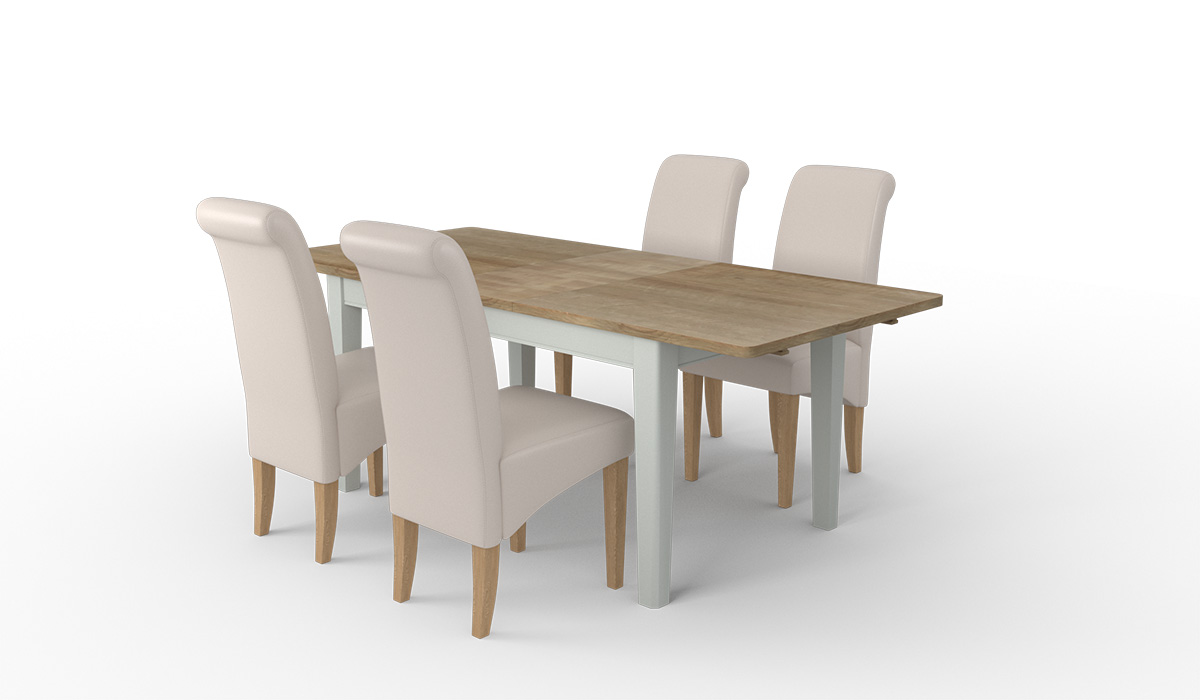 Harveys Furniture   Kinston Extending Dining Table & 9 Bench and 9 ...