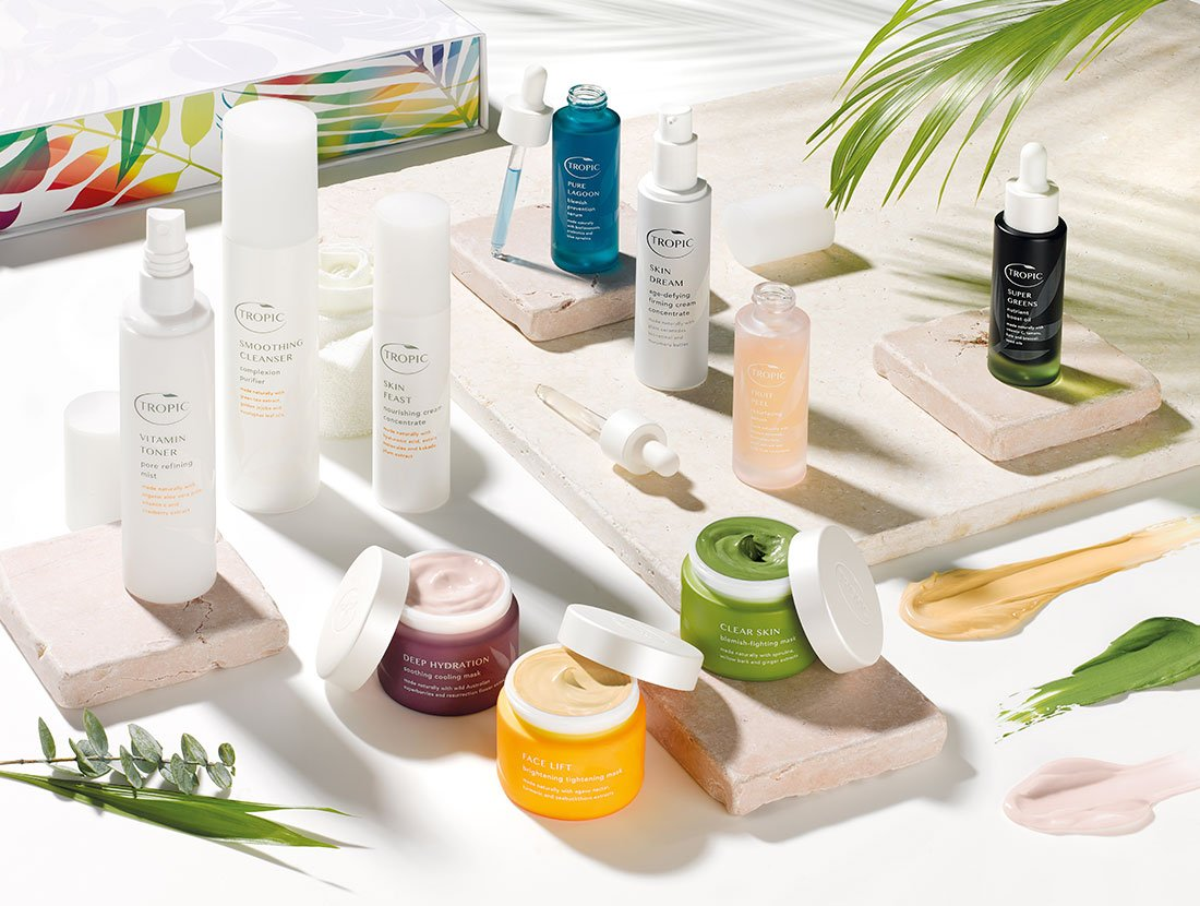 We Love Tropic Skincare Bounce Magazine